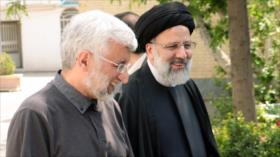 Yalili, segundo candidato que renuncia en apoyo a Raisi