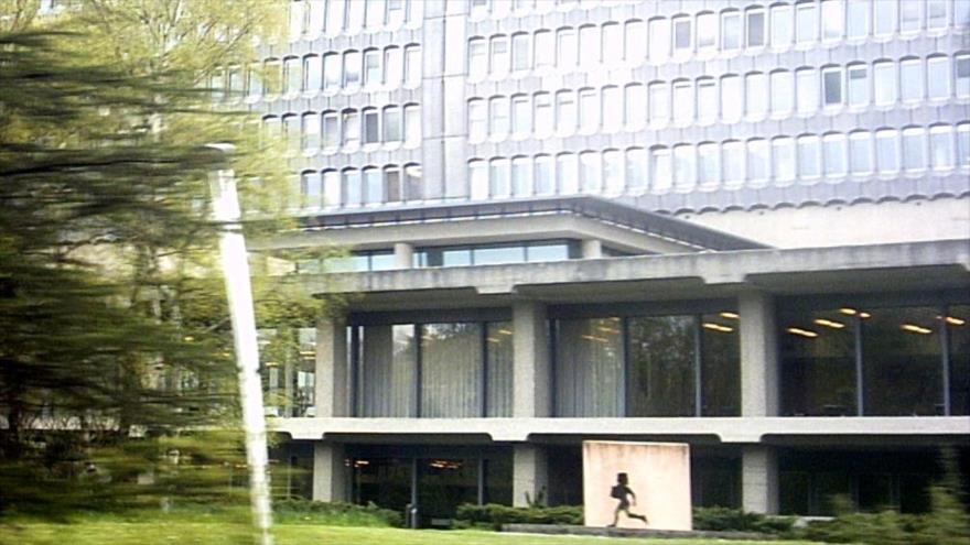 Sede de la Organización Mundial del Trabajo (OIT) en Ginebra (Suiza).