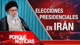 El Porqué de las Noticias: Presidenciales de Irán. Cumbre de Biden-Putin. Incertidumbre en Perú