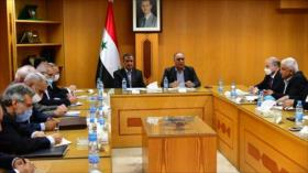 Irán y Siria fortalecen cooperaciones frente a medidas coercitivas
