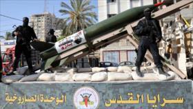 Yihad Islámica: Enemigo israelí no se atreve a acercarse a Gaza