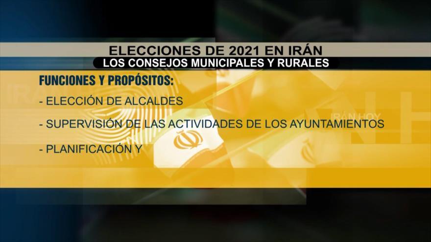 Irán Hoy: Elecciones en Irán de 2021, importancia y lugar de los consejos municipales y rurales