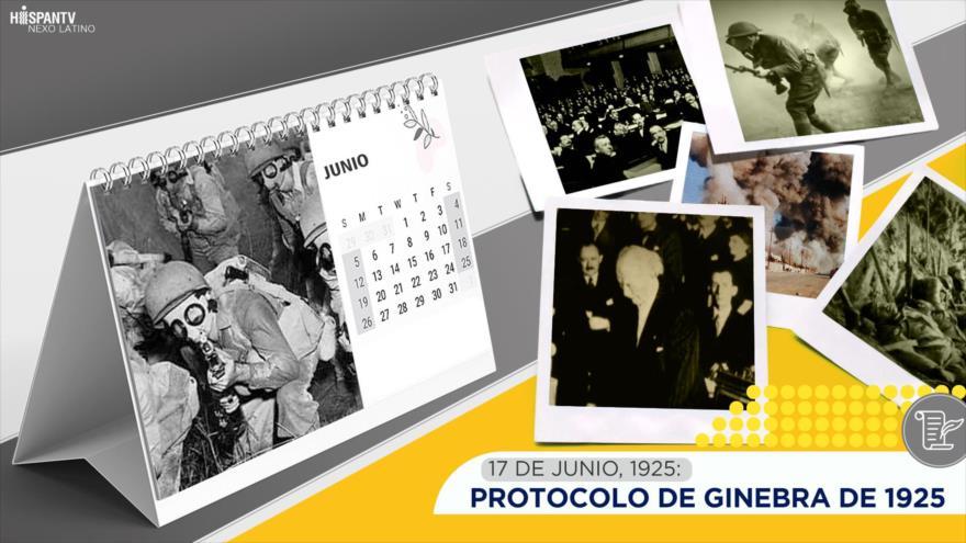 Esta semana en la historia: Protocolo de Ginebra de 1925