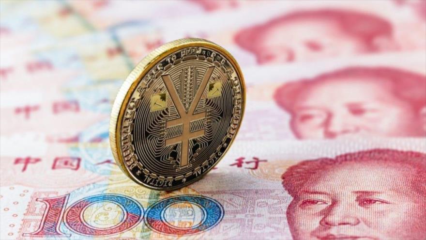 El yuan digital de China, la primera criptomoneda soberana del mundo.