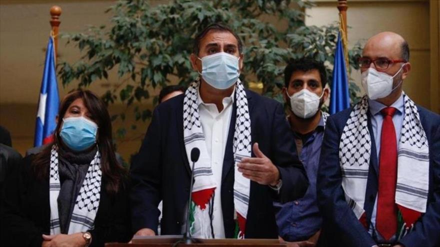 Diputados chilenos decididos a sancionar productos de colonias israelíes