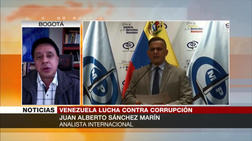 Sánchez: Venezuela es objeto de una demonización internacional