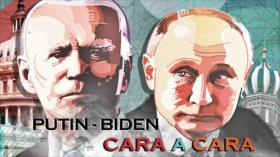 Detrás de la Razón: El cara a cara esperado de Biden y Putin