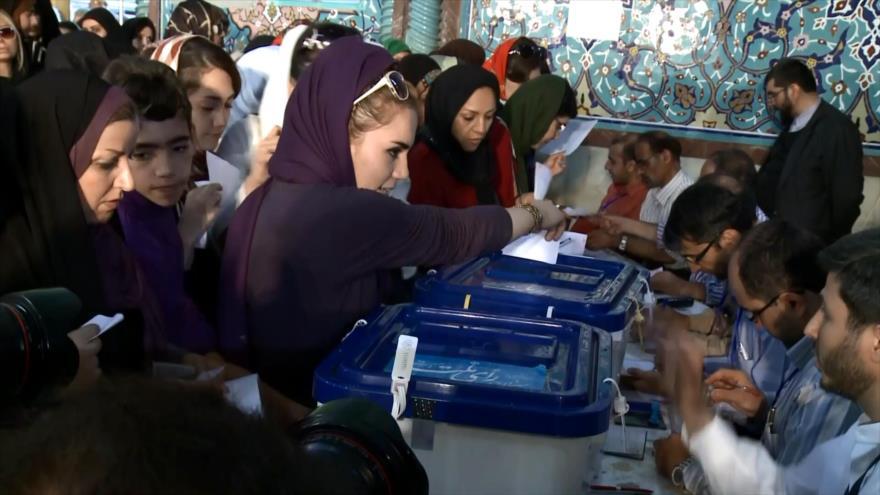 Irán Hoy: Irán elecciones 2021, proceso electoral en Irán