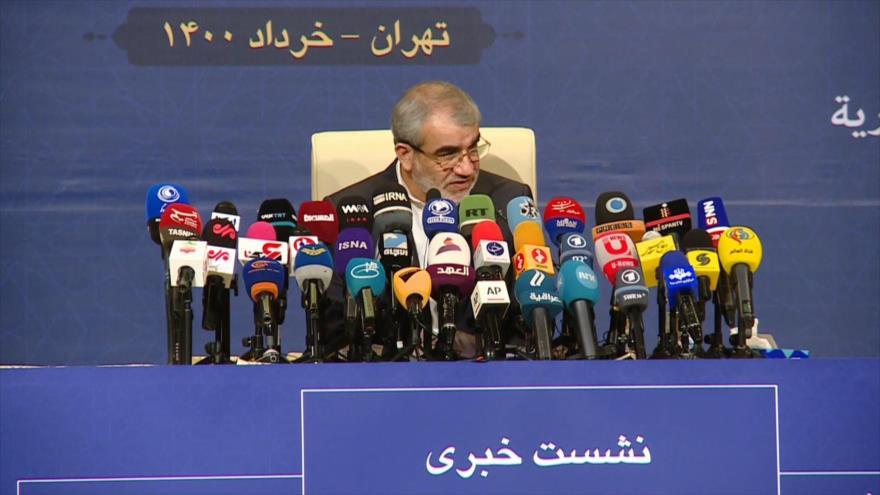 Presidenciales en Irán. Agresión israelí. Elecciones de Perú - Boletín: 01:30 - 18/062021