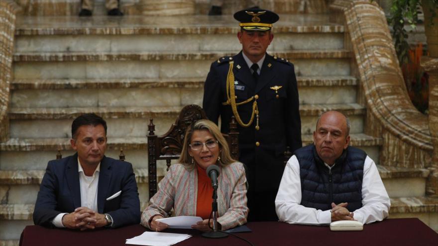 Audios filtrados: López planificó un golpe militar contra Arce  | HISPANTV