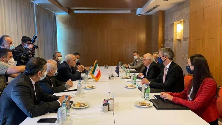 Irán advierte a Unión Europea: Acuerdo nuclear no es renegociable   HISPANTV