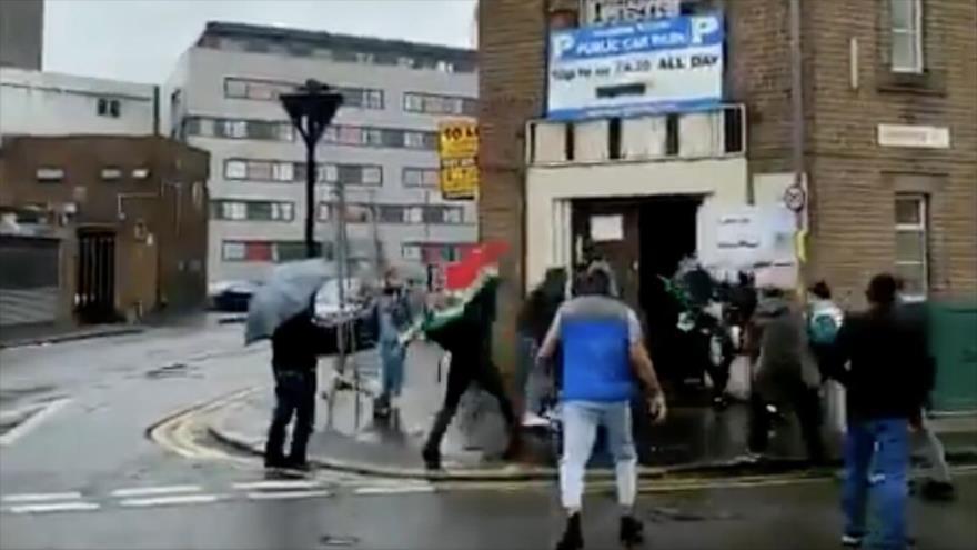 Vídeo: Irán repudia ataque a una votante persa en Reino Unido | HISPANTV