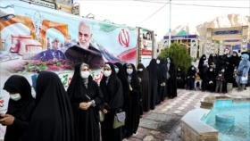 Medios del mundo destacan masiva participación electoral en Irán