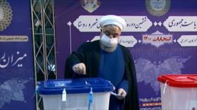 Iraníes a las urnas. Líder de Irán vota. Votación en el extranjero - Boletín: 21:30 - 18/062021