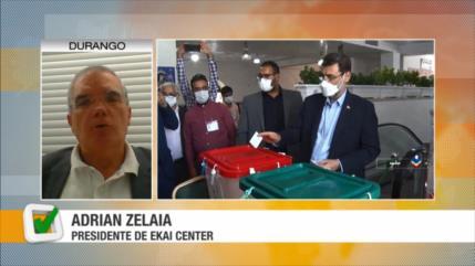 Zelaia: Occidente no quiere hacer eco de la democracia en Irán