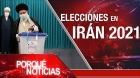 El Porqué de las Noticias: La elecciones presidenciales en Irán