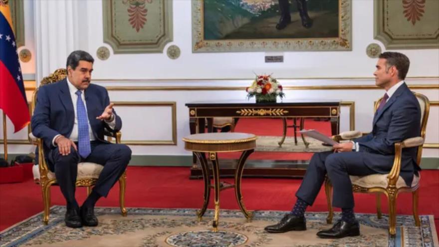 """Maduro, dispuesto a dialogar con Biden: Injerencias son """"game over"""""""
