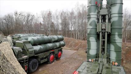 Informe: EEUU retira sus Patriot de Irak por compra de S-400 ruso