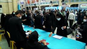 Irán resultados. Felicitaciones de Rohani. Tensiones en Perú - Boletín 08.30 - 19/06/2021