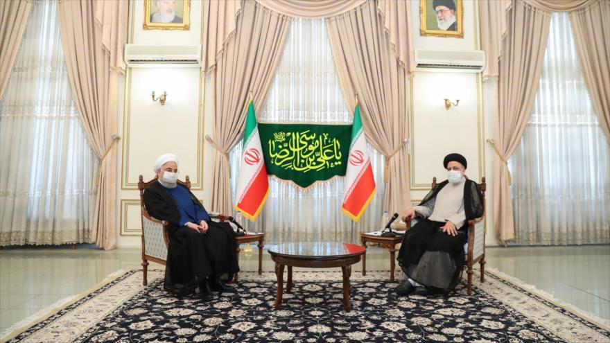 Raisi afirma que su gobierno hará que se desaten los nudos en Irán | HISPANTV