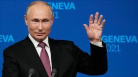Putin felicita a Raisi y espera el avance de cooperaciones mutuas