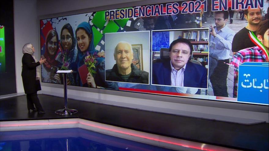 Santa María: El pueblo iraní está con su futuro Gobierno   HISPANTV