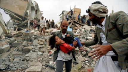 Yemen: A ONU le importa dinero saudí más que sangre de niños