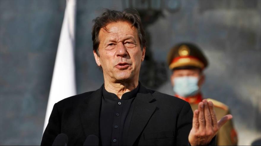 El primer ministro de Paquistán, Imran Jan.