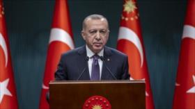 Erdogan felicita a Raisi y urge a cimentar lazos Turquía-Irán