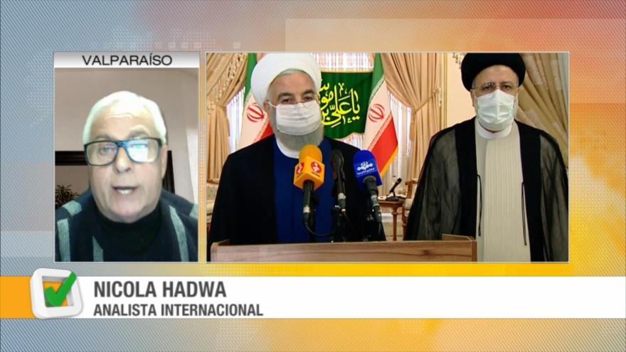 Hadwa: Raisi continúa la política revolucionaria islámica de Irán
