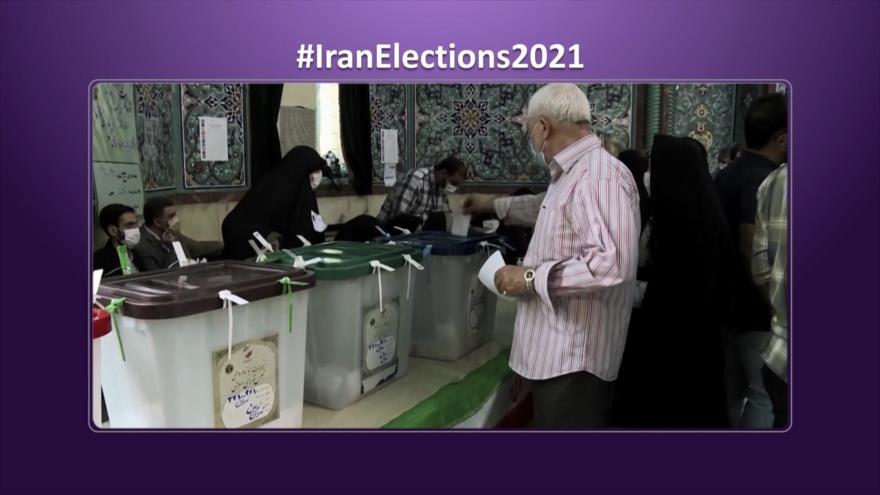 Etiquetaje: Irán decide: Elecciones presidenciales