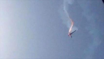 Ejército de Yemen derriba un dron espía estadounidense en Marib