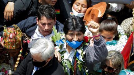 """Desvelan plan policial para """"eliminar físicamente"""" a Evo Morales"""