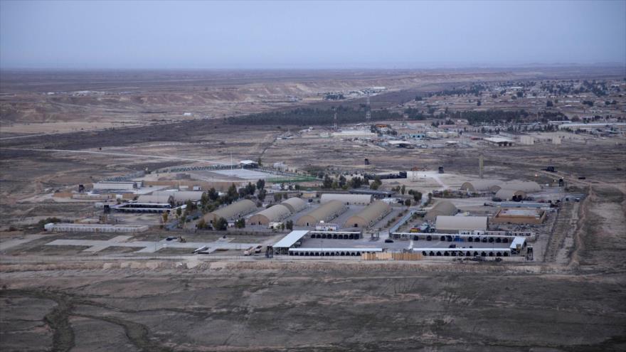 Base estadounidense Ain Al-Asad, blanco de ataque con misiles | HISPANTV