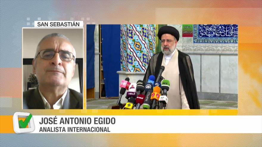 Egido: Tras elecciones, Irán negociará en Viena con más fuerza