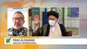 Alcharani: La elección de Raisi le preocupa mucho a Israel