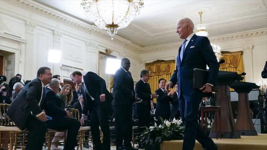 Informe: EEUU intenta obstaculizar eliminación de sanciones a Irán   HISPANTV