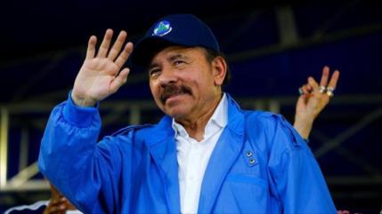 Presidente nicaragüense felicita a Raisi y desea fortalecer lazos