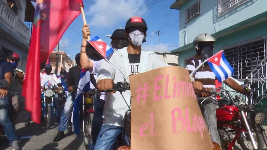 """""""No más bloqueo contra Cuba"""": El mundo pide a viva voz"""
