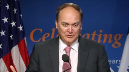 Embajador ruso está en EEUU: ¿Distensión a la vuelta de la esquina?