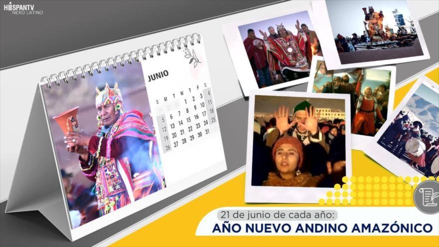 Esta semana en la historia: Año Nuevo Andino Amazónico