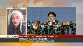 Rendón: Con Raisi, Irán seguirá siendo una potencia clave