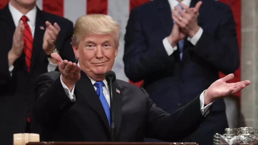 El expresidente de Estados Unidos, Donald Trump (2017-2021). (Foto: Reuters)