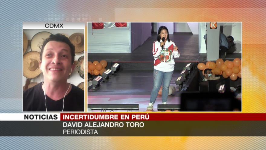 Toro: Situación en Perú es complicada por inestabilidad política