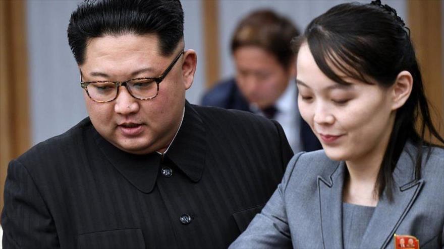 Hermana de Kim avisa: EEUU tiene falsa expectativa de diálogo   HISPANTV