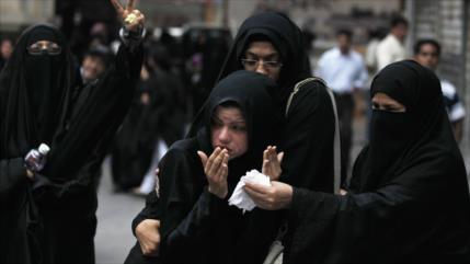 Grupos pro DDHH denuncian violación de derechos de mujer en Baréin