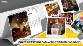 Esta semana en la historia: Golpe de Estado parlamentario en Paraguay