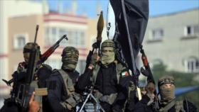 Yihad Islámica pide activar todo tipo de resistencia contra Israel