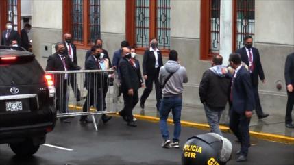 Poder Judicial rechaza prisión preventiva para Keiko Fujimori