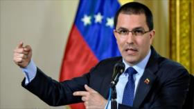 Venezuela exige a Biden 'reflexionar' y 'rectificar' política de EEUU
